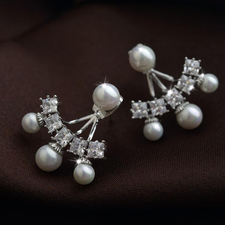 pearl earring 208019