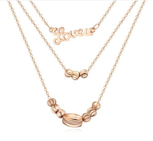 fashion necklace ky19416