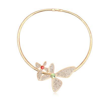 Austria crystal necklace SE14678