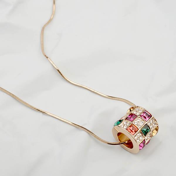 Fashion costume necklace 331488