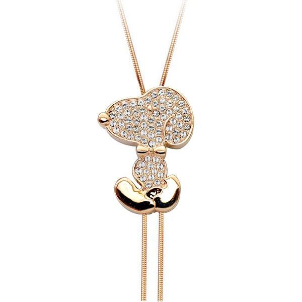 Austrian crystal necklace 61645
