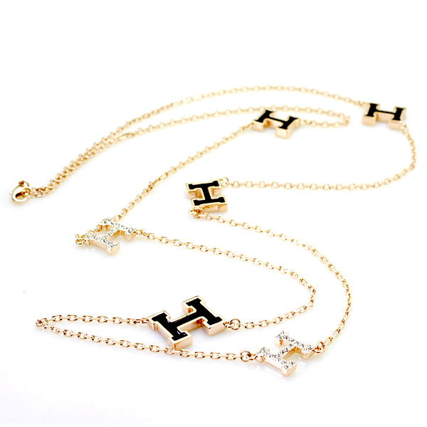 Austrian crystal necklace 61641