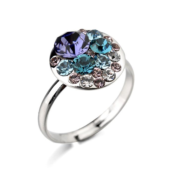 Fashion new zircon ring 310570