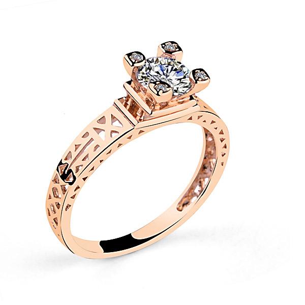 Fashion Eiffel Tower ring 311439