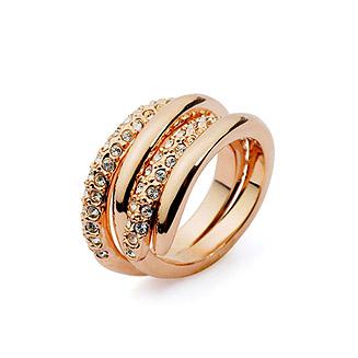 Austrian crystal ring 92329