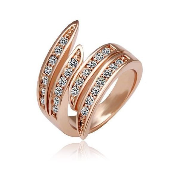 Austrian crystal ring 112107