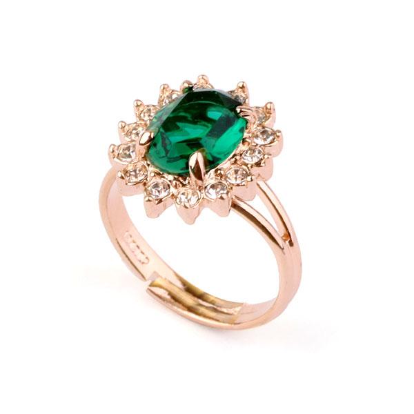 Austrian crystal ring 90789