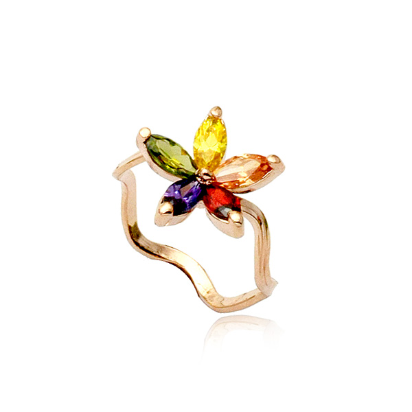 Austrian crystal ring 114662