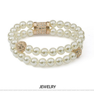 elegant pearl bracelet17105600010820AA