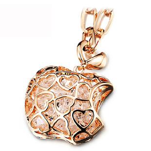Kovtia  crystal long necklace HXA515142B