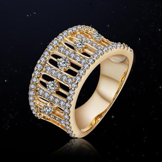 Popular zircon ring XL00535