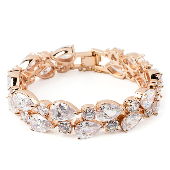 Popular AAA Zircon Mona Lisa bracelet B3...