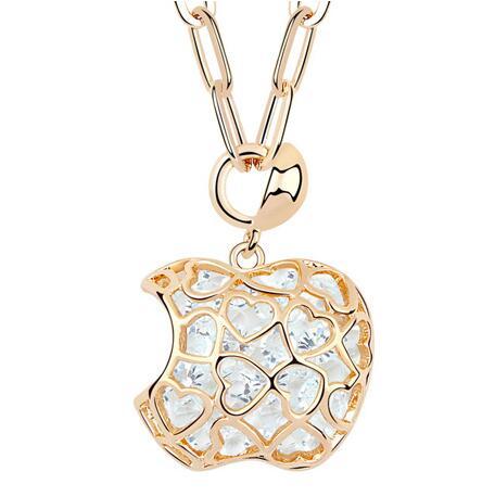 Kovtia crystal long necklace KY6925