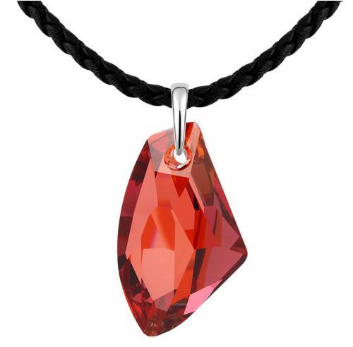 Kovtia crystal long necklace   KY6107