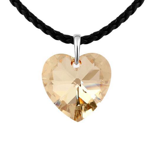 Kovtia crystal long necklace  KY6103