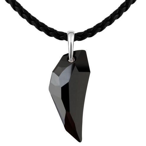 Kovtia crystal long necklace KY6096