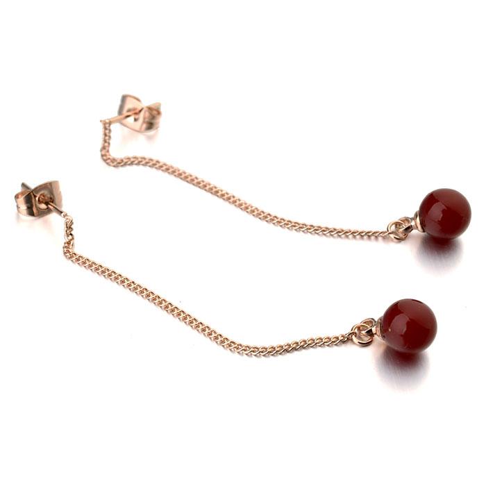 Fashion pearl earring (small) 81469