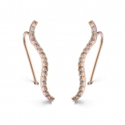 Fashion earring  125668