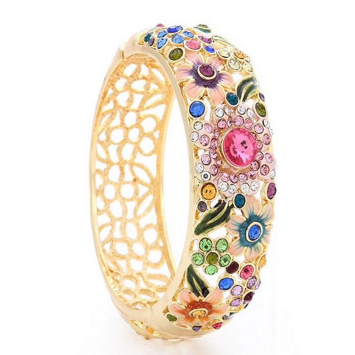 Fashion Cloisonne bracelet 66J-1305