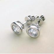 925 silver stud earring SE0001