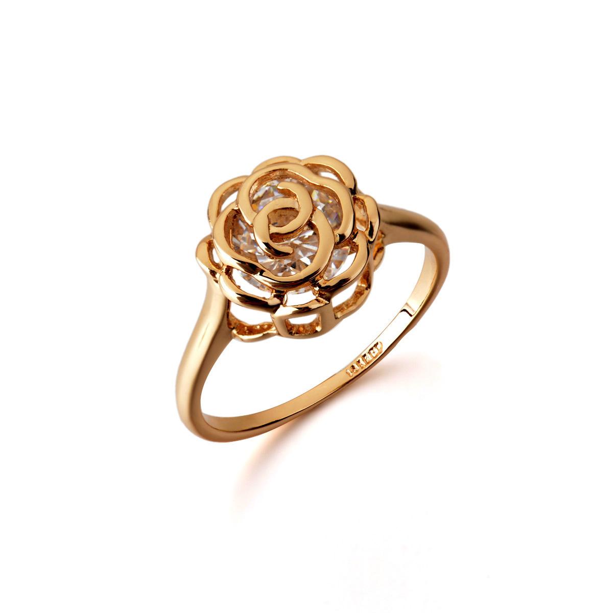 hollow zircon ring 97606