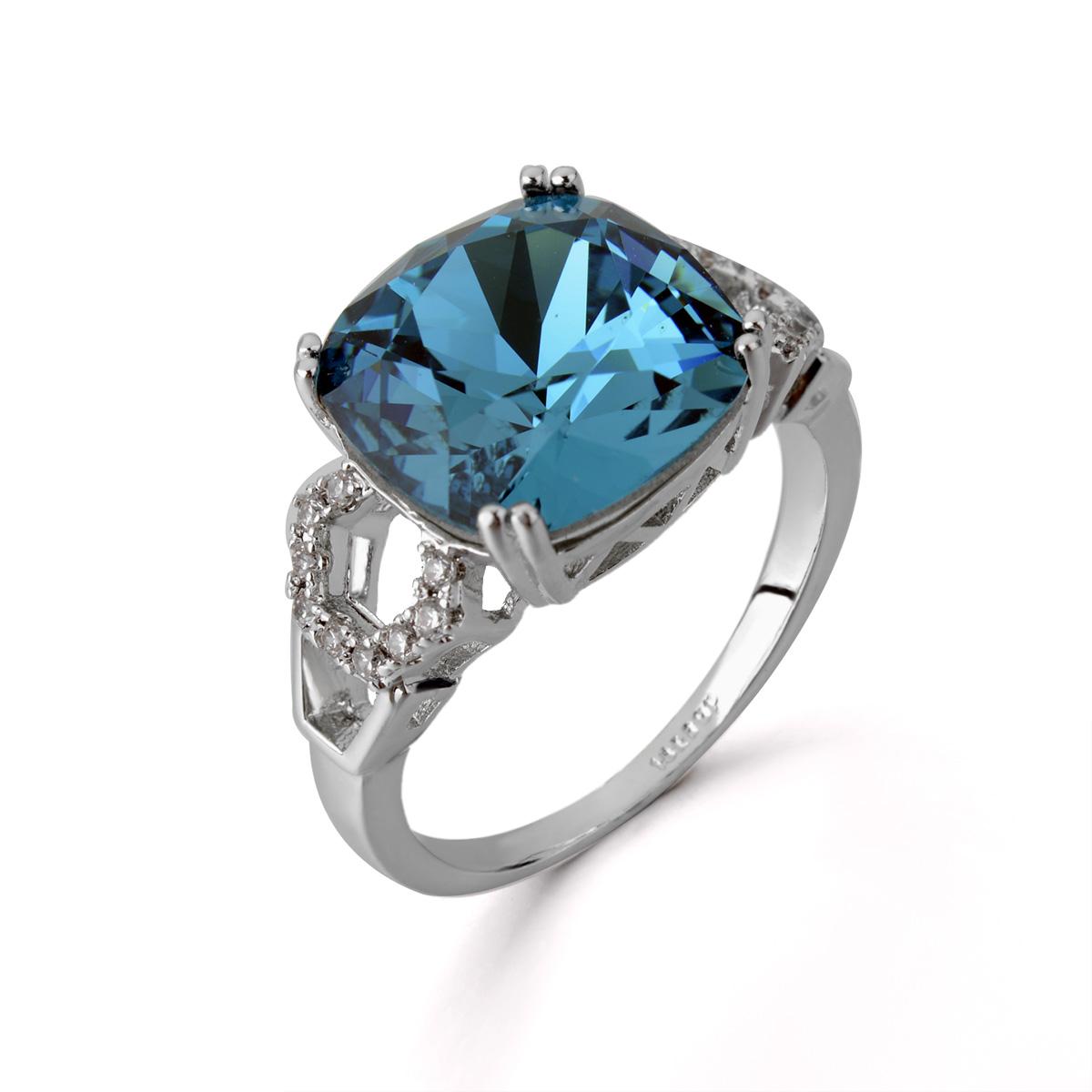 new design zircon ring 97607