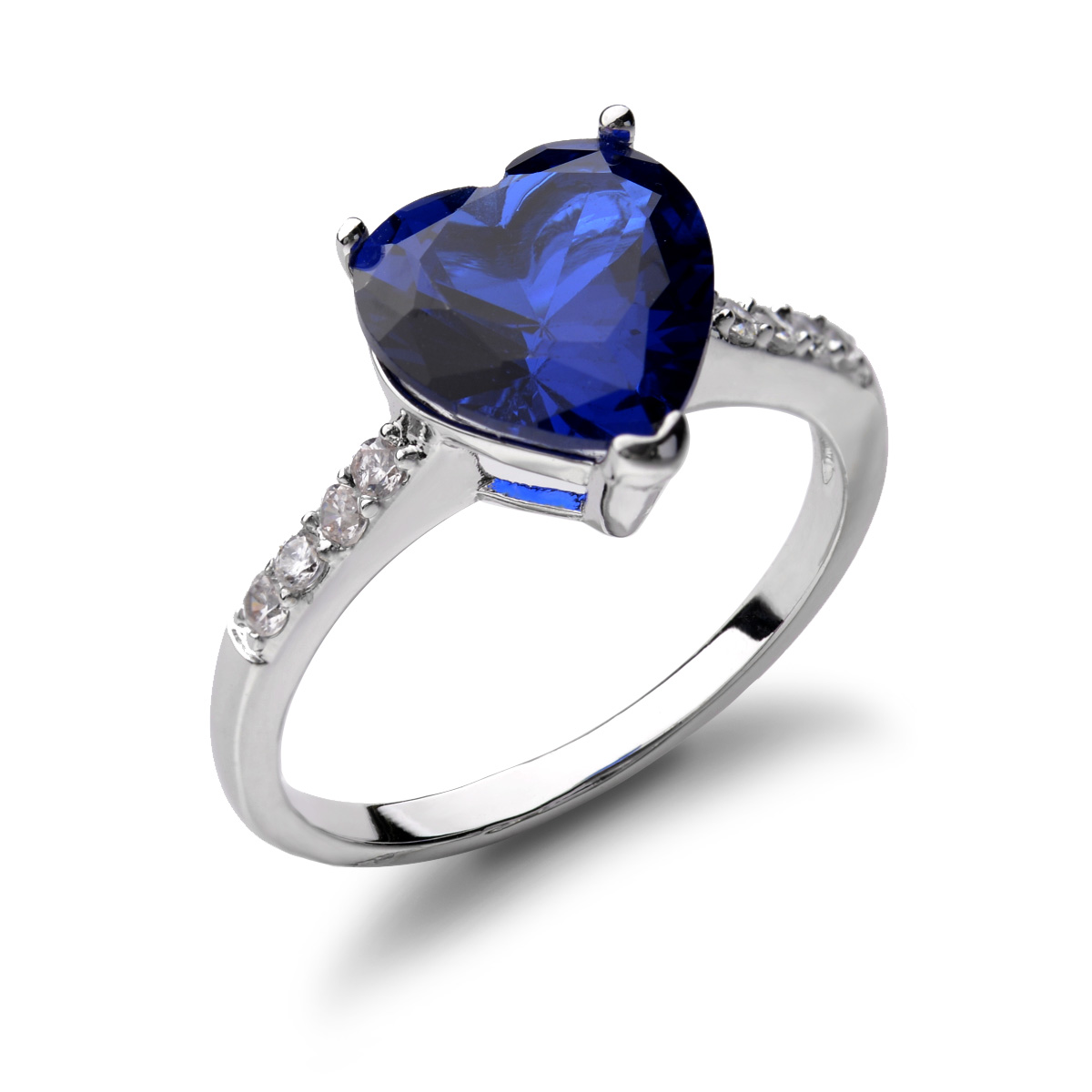 heart zircon ring 10377002