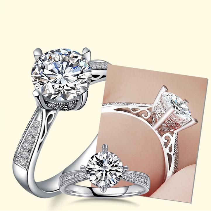 zircon wedding ring 10380002