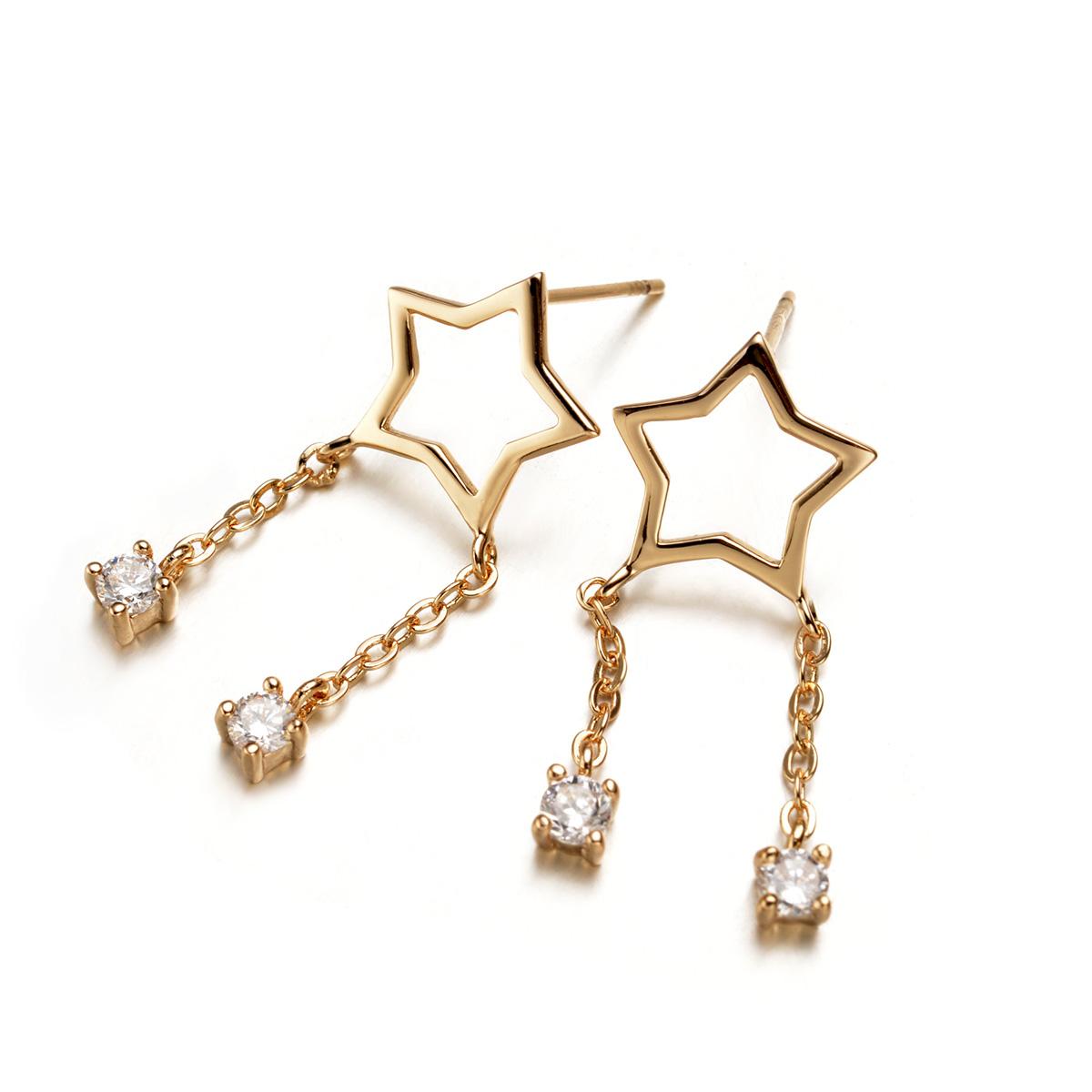 new design star earring 87683