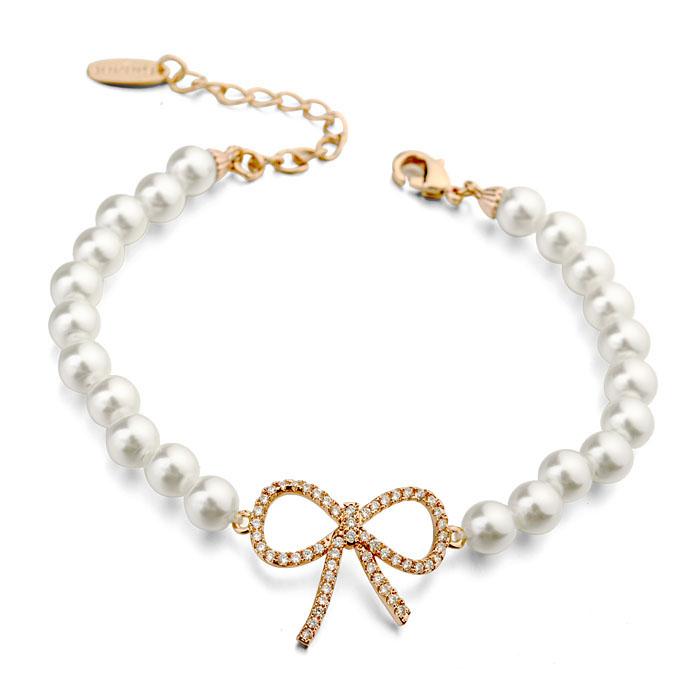 pearl beads bracelet 31818
