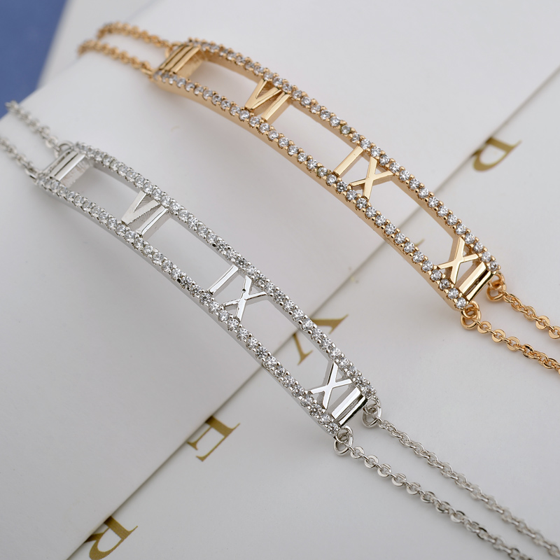letter bracelet 171229