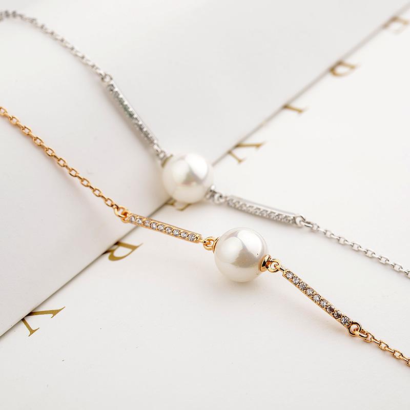fashion pearl bracelet 171228