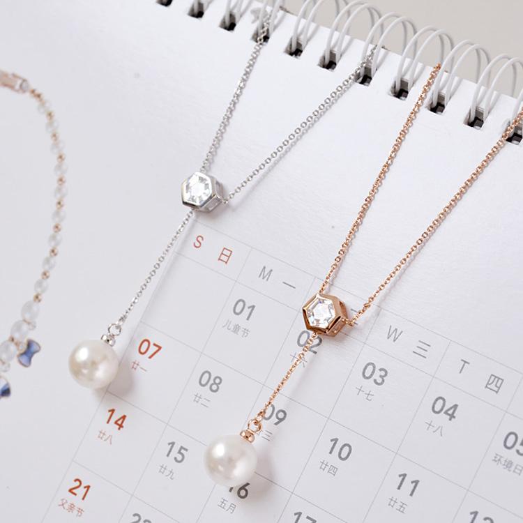 Fashion long necklace 200989