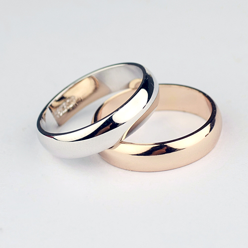 zinc alloy band ring 90696
