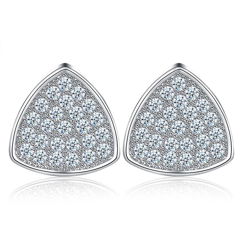 fashon zircon earrings 2012