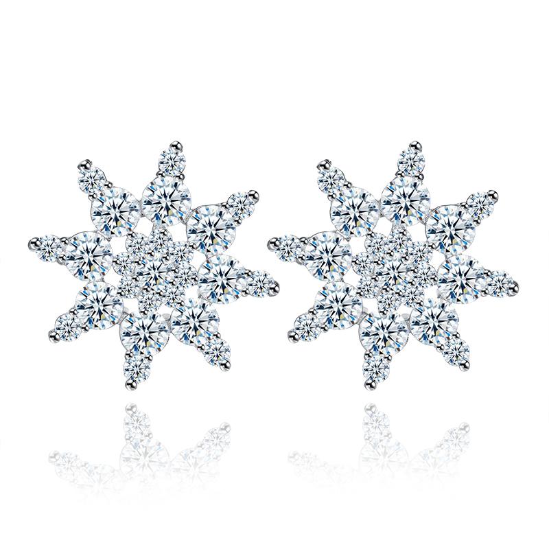fashon zircon earrings 2013