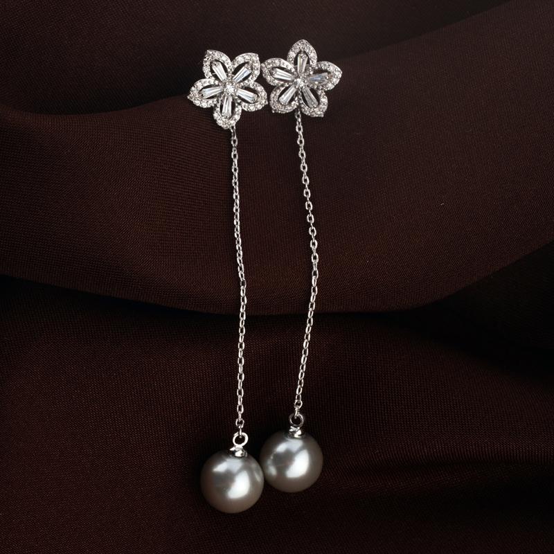 long wire earrings 87877