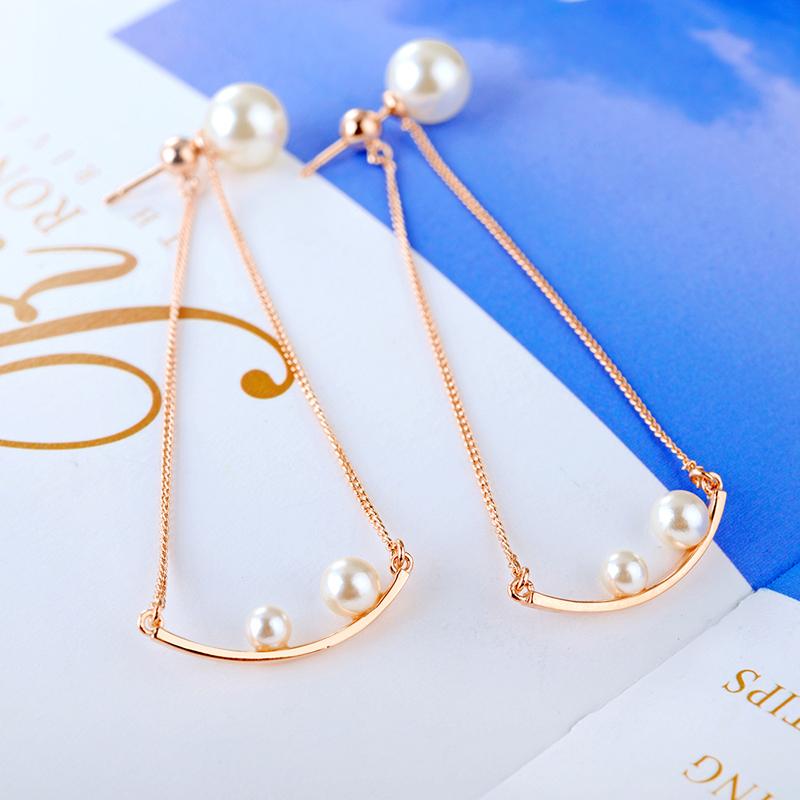 fashion pearl earring 87890