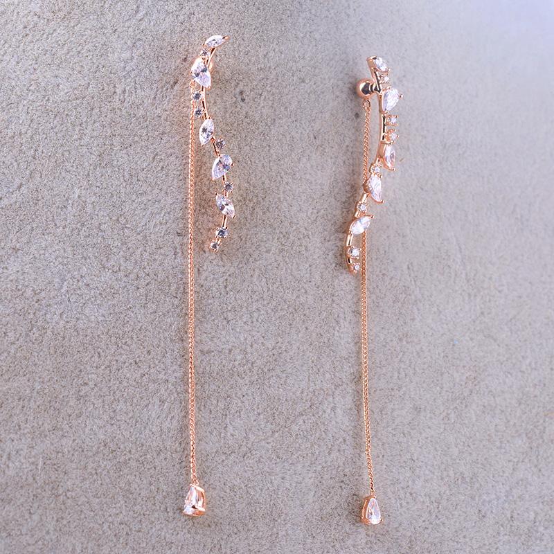 fashion wire earrings 87889
