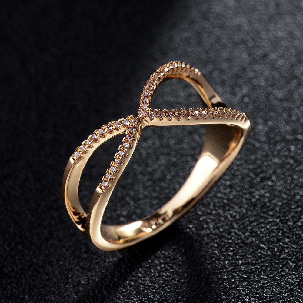 fashion zircon ring 10318136