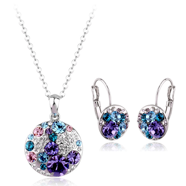 Fashion jewelry set 220816 420040 330719