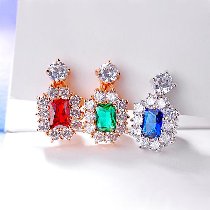 Clip on earring 123158