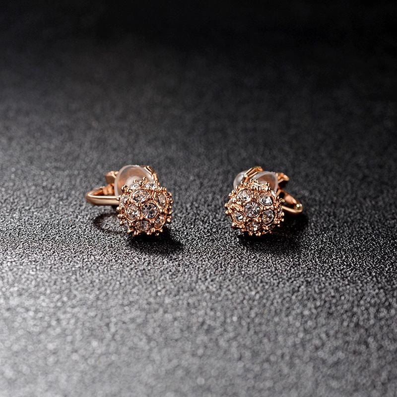 Clip on earring 120837