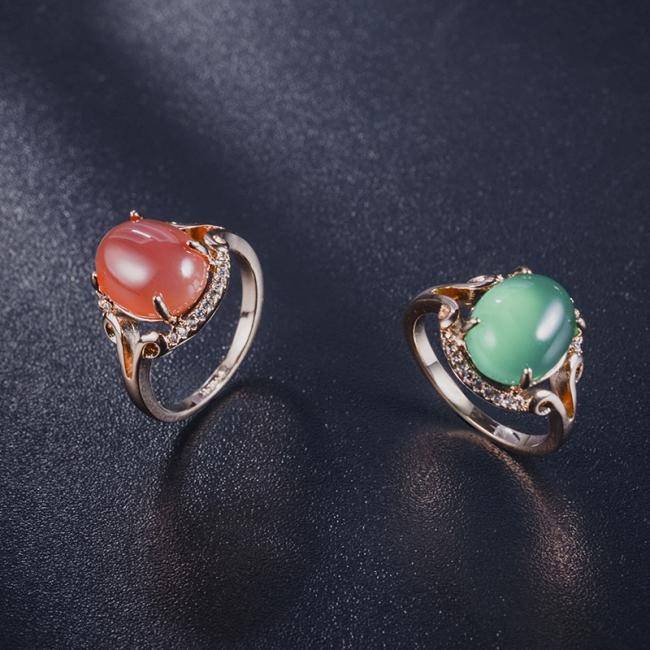 fashion opal jewelry ring 97407