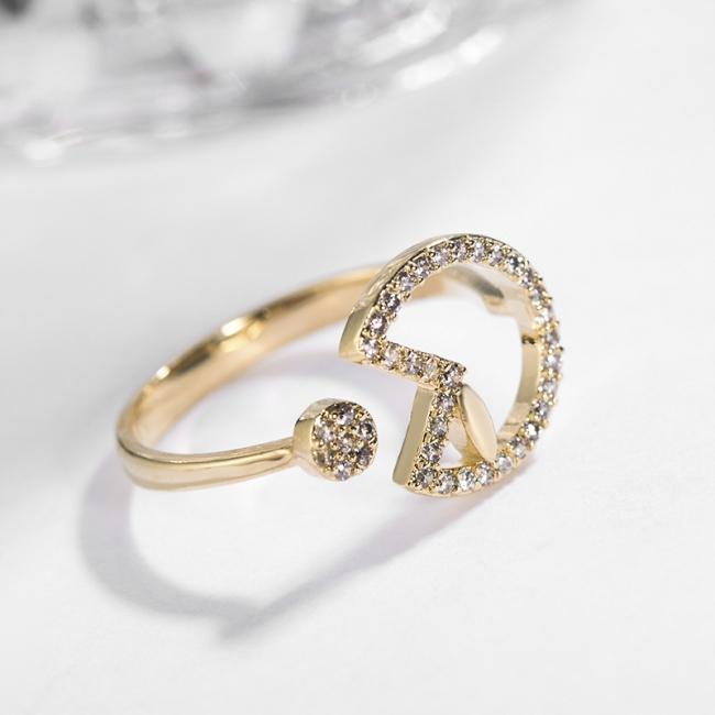 fashion zircon jewelry ring 810289