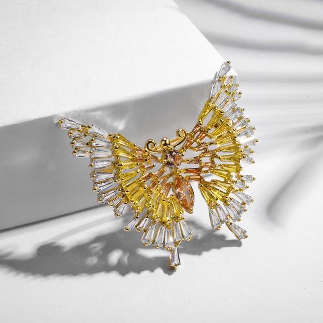fashion jewelry brooch 850404