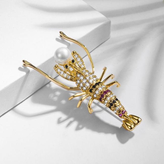 fashion jewelry brooch 850462