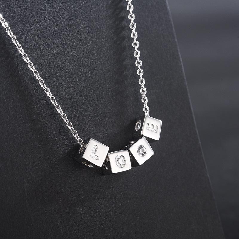 fashion love jewelry necklace 62082