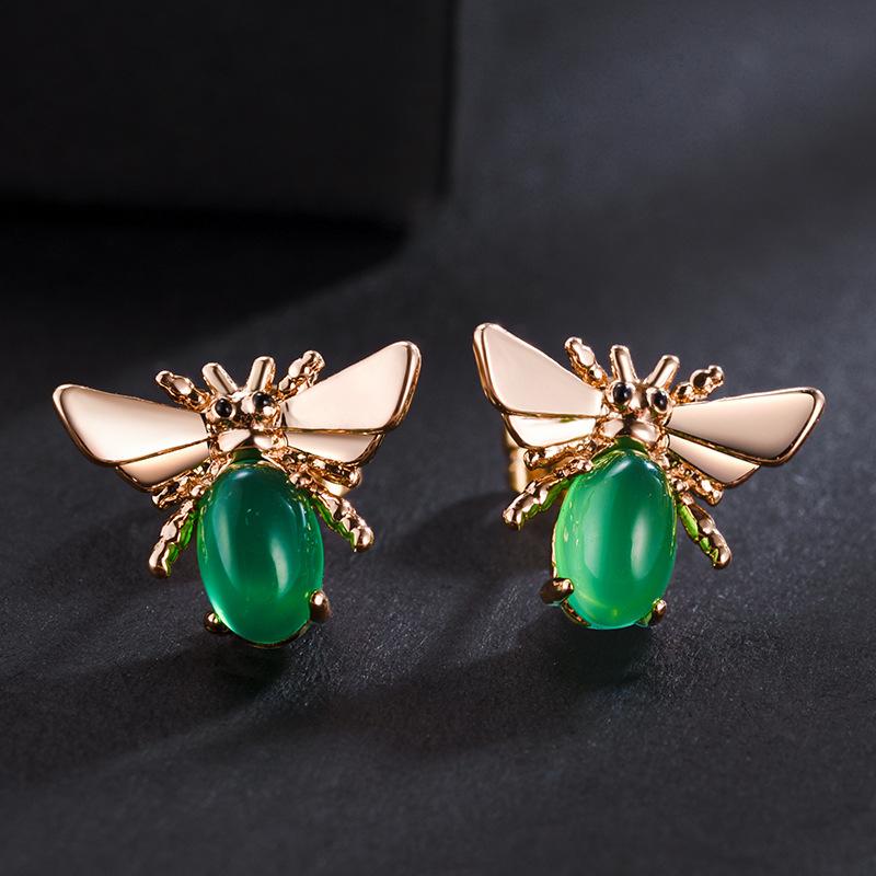 fashion opal jewelry earring 87917
