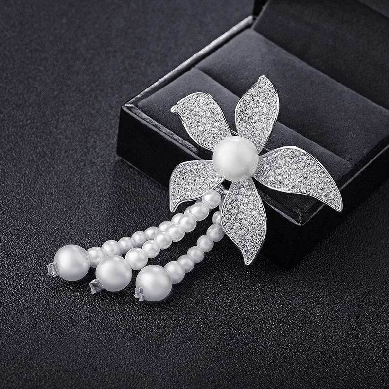 fashion jewelry brooch 850232